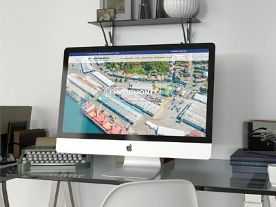 EMPORMONTT - Empresa Portuaria Puerto Montt - Diseño Web Puerto Montt