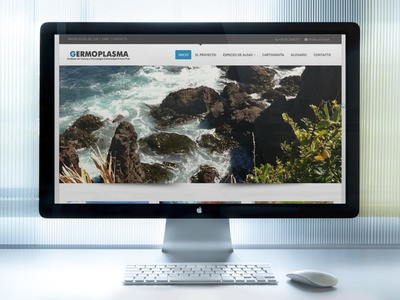Germoplasma - Diseño Web Puerto Montt