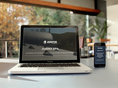 Jorma SpA - Diseño Web Puerto Montt