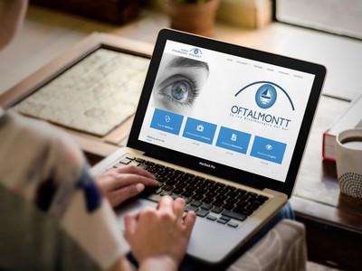 Oftalmontt - Diseño Web Puerto Montt