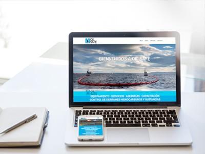 Oil Safe - Diseño Web Puerto Montt