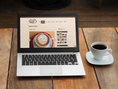 Sirope Café - Diseño Web Puerto Montt