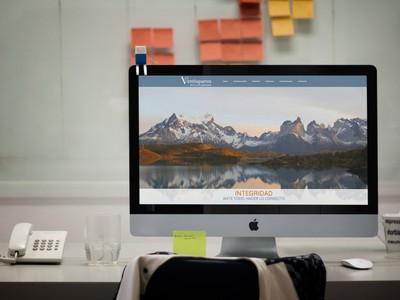 Ventisqueros - Diseño Web Puerto Montt